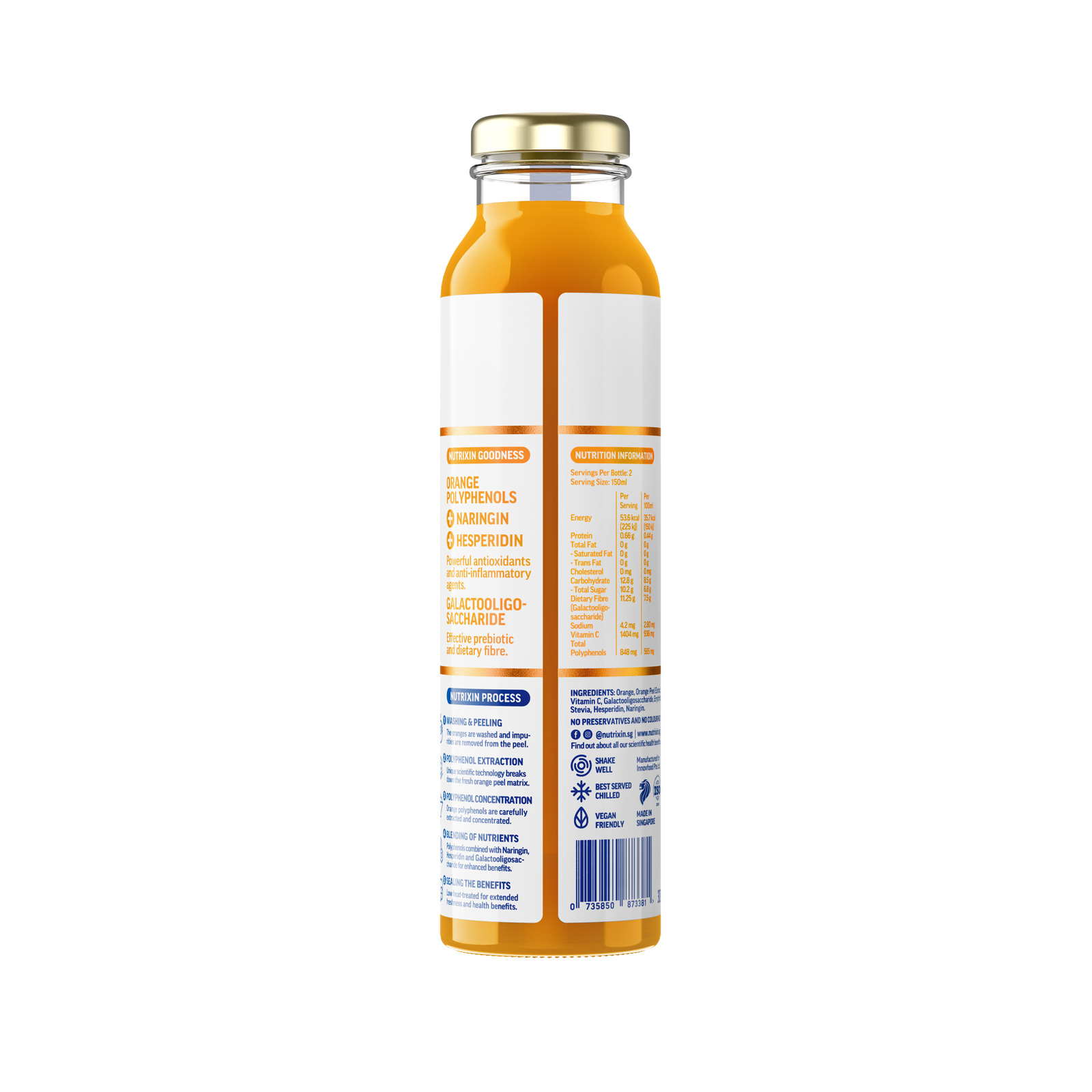 ORANGE PEEL ESSENCE