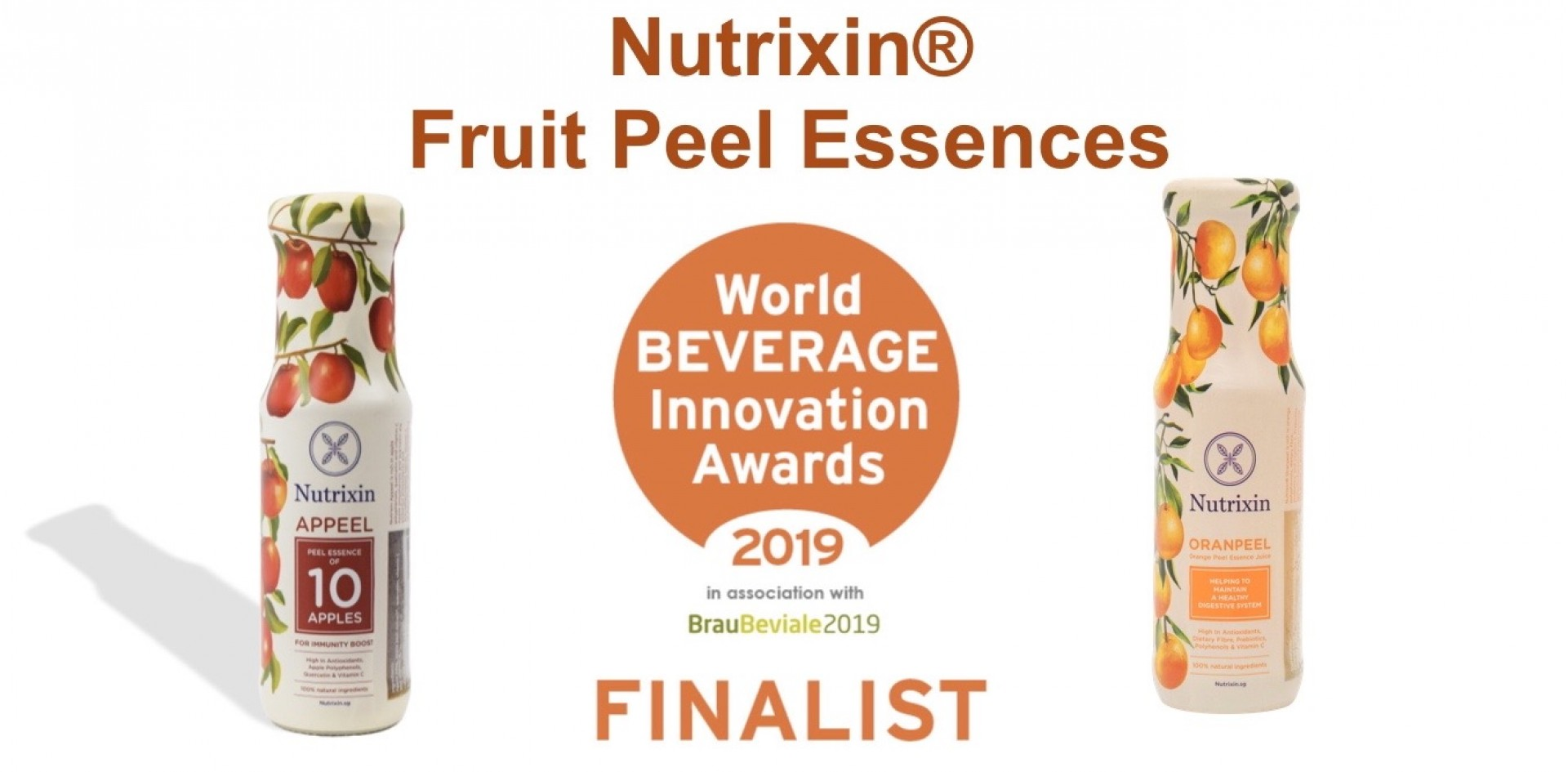 World Beverage Innovation Award 2019