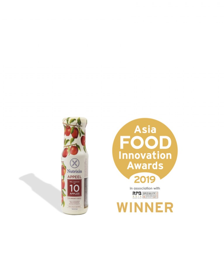 Asia Food Innovation Award 2019